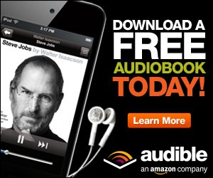2 FREE Audiobooks RISK-FREE from Audible